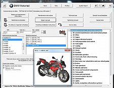 Buy 2014-2015-2016 BMW S1000R Motorcycle RepROM Service Manual on a DVD - S 1000 R