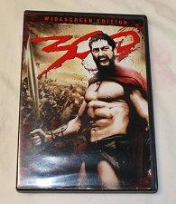 Buy 300 DVD WS Gerard BUTLER Rodrigo SANTORO Xerxes Persia Sparta Thermopylae battle