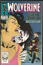 Buy LOGAN, Wolverine #15 Marvel Comics VF+/NM- Peter David /Buscema /Sienkiewicz1989