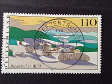 Buy Germany 1 v used stamp 1997 Michel 1931 Bavarian Forest Views from Germany