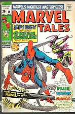 Buy MARVEL TALES #18 SPIDER-MAN Marvel Comics STEVE DITKO 1969 Thor Torch Goblin