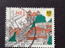 Buy Germany 1 v used stamp 1994 Michel 1765 Millenary of Quedlinburg
