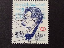 Buy Germany 1 v used stamp 1994 Michel 1736 125th Birth Anniv. of Hans Pfitzner