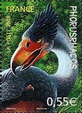 Buy France 1v mnh 2008 Mi4402 stamp Terror Bird Prehistorical Animals