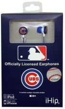 Buy MLB Chicago Cubs Printed Ear Buds, iHip