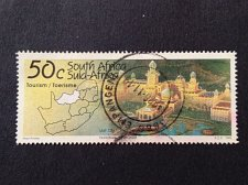 Buy south africa 1 v used stamp Lost City Palace - North West Territorium