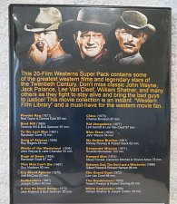 Buy 20movie DVD Powder Keg,HELLbenders,CHINO,Desperate Mission,Grand Duel,Boot Hill