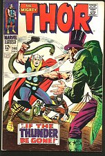 Buy THOR #146 Stan Lee & Jack Kirby Marvel Comics 1967 INHUMANS ORIGIN