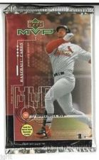 Buy 1 new baseball PACK - 1999 UPPER DECK MVP game used jersey souvenirs autographs
