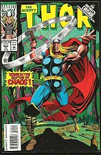 Buy THOR #464 Infinity Crusade Crossover Marvel Comics 1993