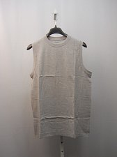 Buy Mens Muscle T Shirt SIZE L ROUNDTREE & YORKE SPORT 90% Cotton Solid Grey