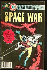 Buy SPACE WAR #33 classic STEVE DITKO story & Cover! Charlton Comics 1979