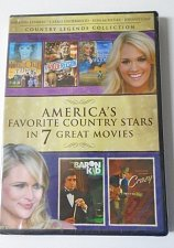Buy 7movie DVD Willie NELSON Dolly PARTON Reba McENTIRE Johnny CASH Carrie UNDERWOOD