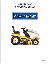 Buy Cub Cadet 3165 3185 3186 3205 3225 Riding Lawn Garden Tractor Service Manual CD