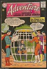 Buy Adventure Comics #321 DC COMICS 1964 Legion of Super Heroes --Superboy