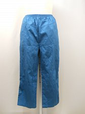 Buy PETITES SIZE 22WP Womens Casual Pants AMERICAN SWEETHEART Solid Teal Inseam 27