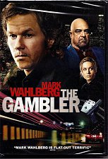 Buy The Gambler DVD 2014 Mark Wahlberg John Goodman Jessica Lange Brie Larson
