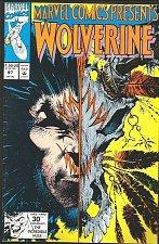 Buy WOLVERINE: Marvel Comics Presents #97 1st print 1992