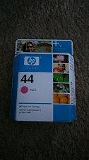 Buy 44 HP Magenta red ink DesignJet 350 c 450 c 455ca 488ca 750 c plus 755cm printer