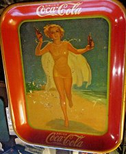 Buy Vintage original Coca Cola Tray genuine, real ...