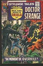Buy Dr. Strange #151 Fine Jack Kirby RoyThomas STERANKO Marvel Comics 1966 1stPrint