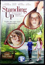 Buy Standing Up - BRAND NEW - 2012 DVD Val KILMER bullying Brock COLE D.J.CARUSO