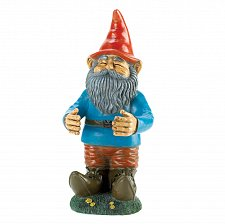 Buy *15552U - Beverage Can Holder Buddy Gnome Statue
