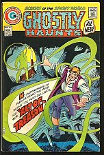 Buy GHOSTLY HAUNTS #36 Steve Ditko Cover & Story 1973 Charlton Comics