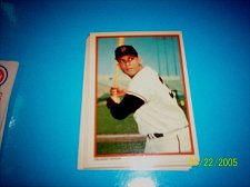 Buy ORLANDO CEPEDA #24 1985 Topps Circle K All Time Home Run Kings Baseball Card