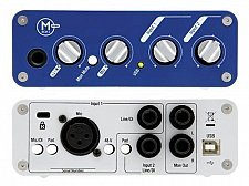 Buy DigiDesign M Box2 Mini - USB computer audio recording interface mixer console