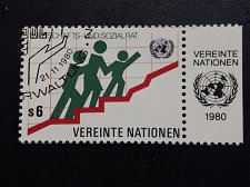 Buy UNO Vienna Stamp 1980 Social and economical council FD Cancellation