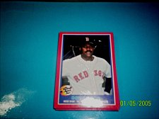 Buy 1987 Fleer REVCO Hottest Stars #4 DON BAYLOR FREE SHIPPING