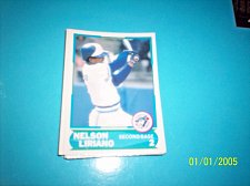 Buy 1988 Score Young Superstars series 1 baseball NELSON LIRIANO #13 FREE SHIP