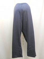 Buy PLUS SIZE 5X Womens Yoga Soft Sweat Pants JMS Navy Grey Fusion Soft Inseam 30