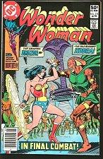 Buy WONDER WOMAN #278 VF- DC Comics 1981 Conway KOBRA