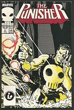 Buy PUNISHER #2 MARVEL COMICS HIGH GRADE 1ST PRINT KLAUS JANSON, BARON