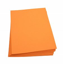 Buy Craft Foam Sheets--9 x 12 Inches - Orange - 10 Sheets-2 MM Thick