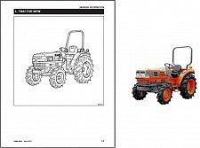 Buy Kioti DK45 DK50 Tractor Repair Service Workshop Manual CD -- DK 45 50