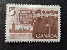 Buy Canada Used stamp 1v 1966 London Conference Centenary
