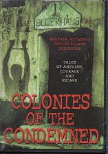 Buy Colonies of The Condemned DVD Stacey KEACH Devil's Island ALCATRAZ Jail Break