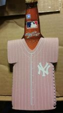 Buy Lot of 2 New York Yankees (PINK) Bottle Jersey Koozies (405)
