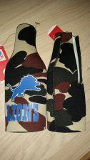 Buy Detroit Lions Camo Zipper Bottle Koozie (405)
