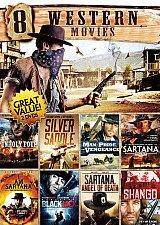 Buy 8movie DVD Man Pride Vengance,UNHOLY FOUR,SARTANA,SHANGO,Tina AUMONT Franco NERO