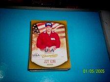 Buy JEFF KING #8 2013 Panini USA Champions Gold Boarder Card FREE SHIP