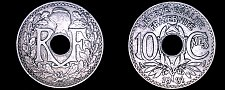 Buy 1931 French 10 Centimes World Coin - France