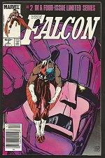 Buy FALCON #1, 2, 3,4 (Set) limited series Marvel Comics'84 Bright1st Print&SeriesVF