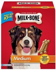 Buy Milk-Bone Original Dog Treats For Medium Dogs, 10-Pound