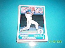 Buy 1988 Score Young Superstars series 11 baseball card DANNY TARTABULL #5 FREE SHIP