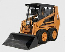 Buy Case 1840 Skid Steer Loader Service Manual on a CD