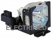 Buy SANYO POA-LMP55 POALMP55 OEM LAMP IN E-HOUSING FOR MODEL PLC-XT15KS